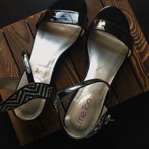 Me Too Open Toe Heel Sandals